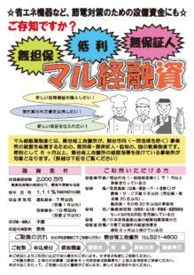 マル経PR_融資相談会チラシ(裏)9.18のサムネイル